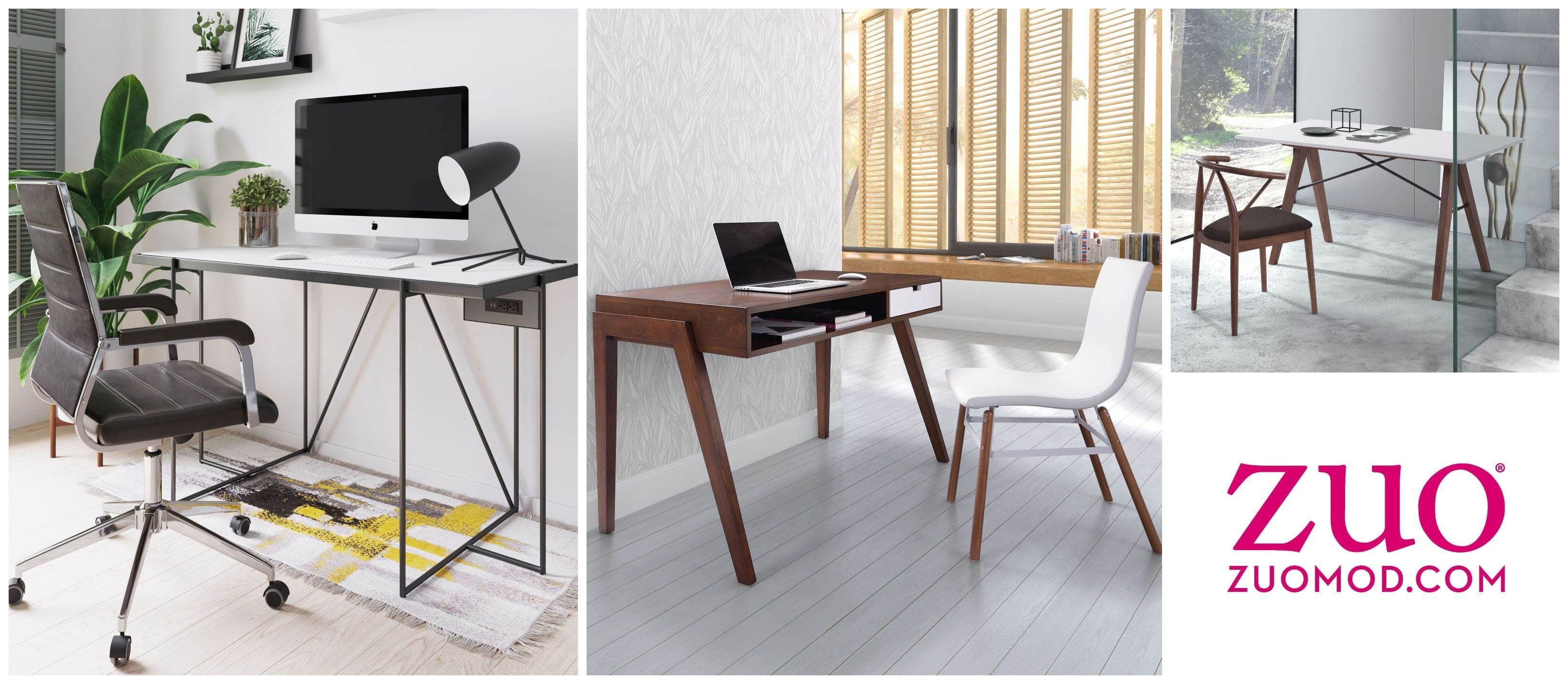 No space for a home office? A cloffice may be the answer