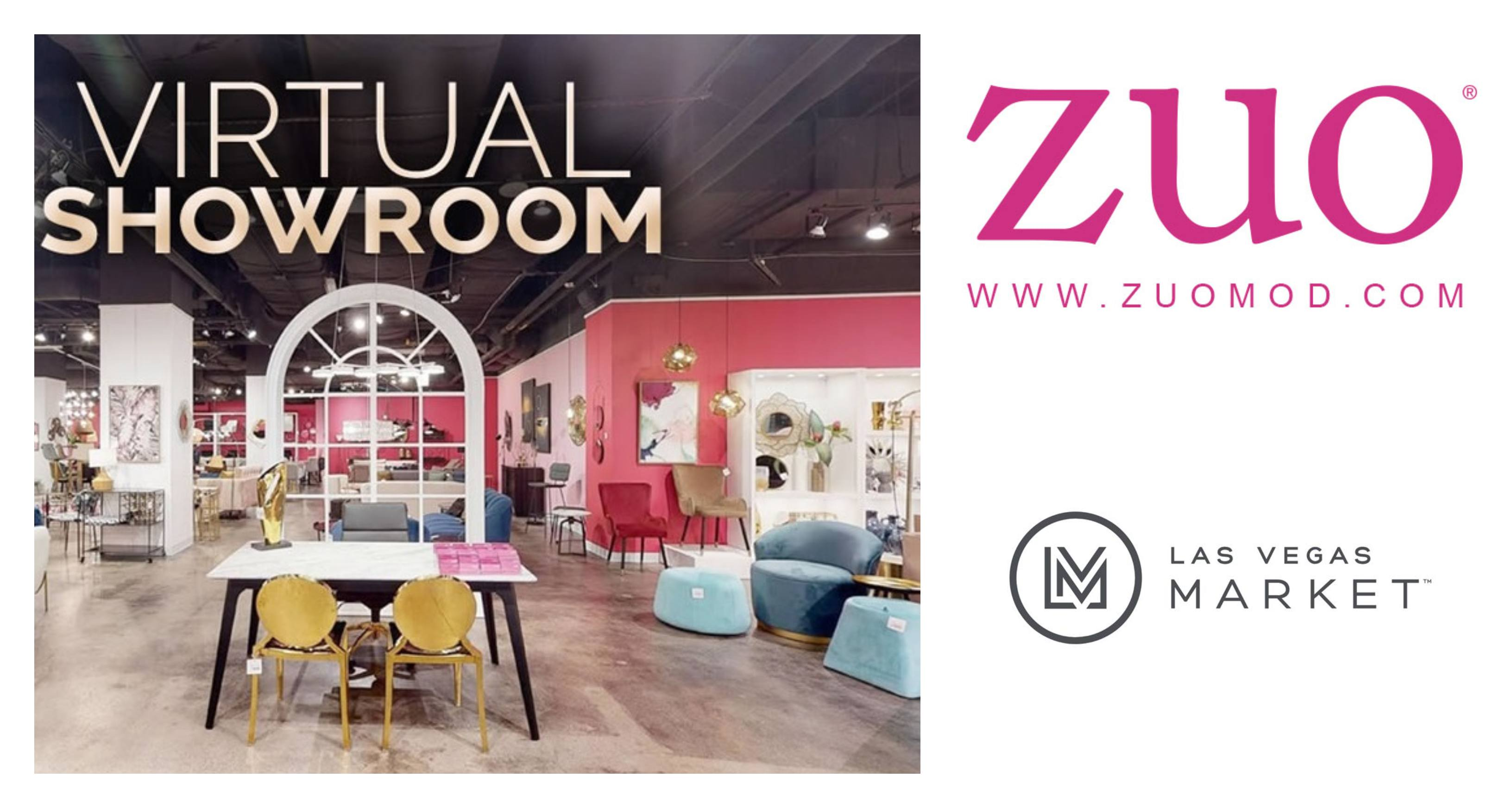 ZUO presents its completely brand new Virtual Showroom