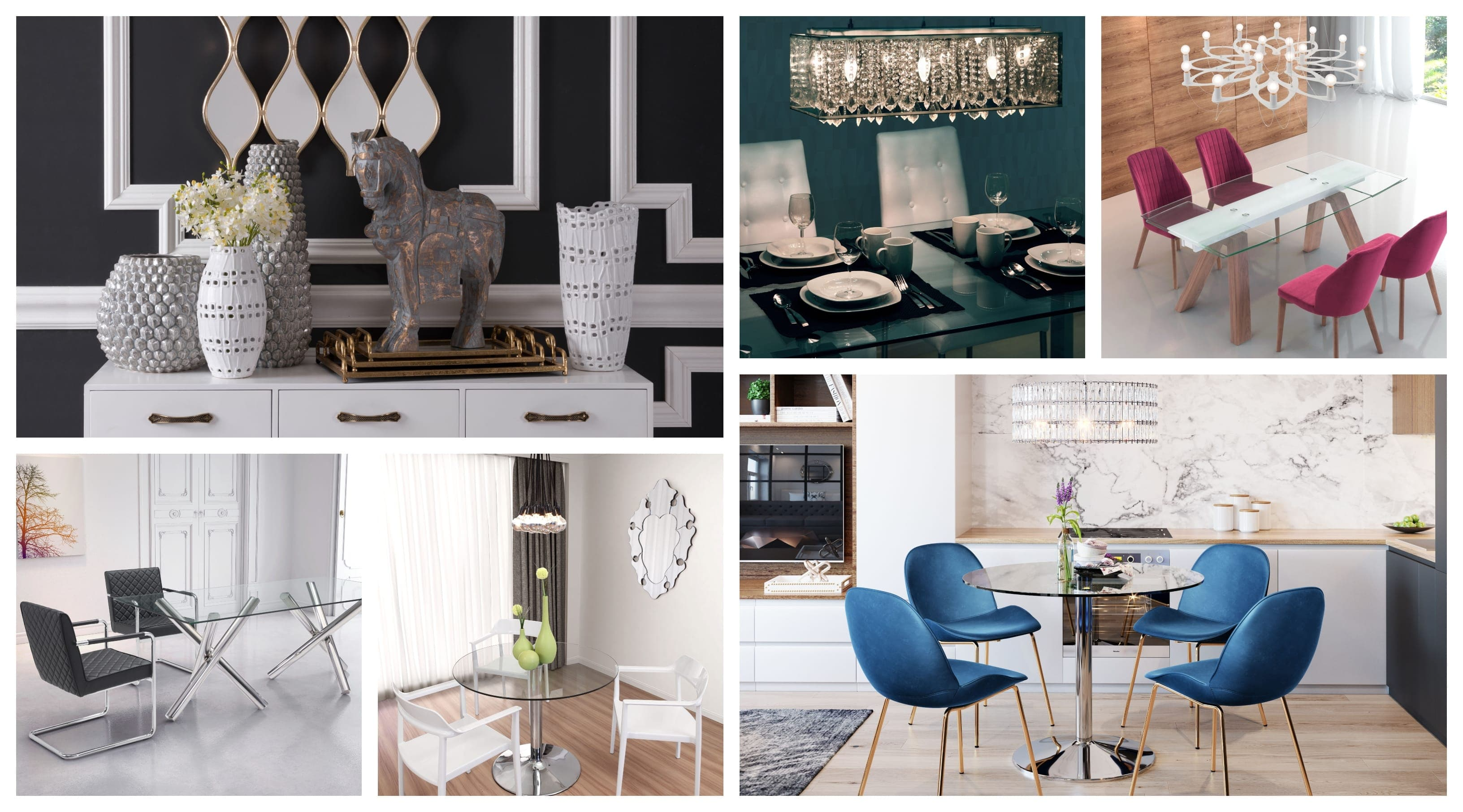 WAYS TO MAKE THE MOST OUT OF YOUR DINING ROOM