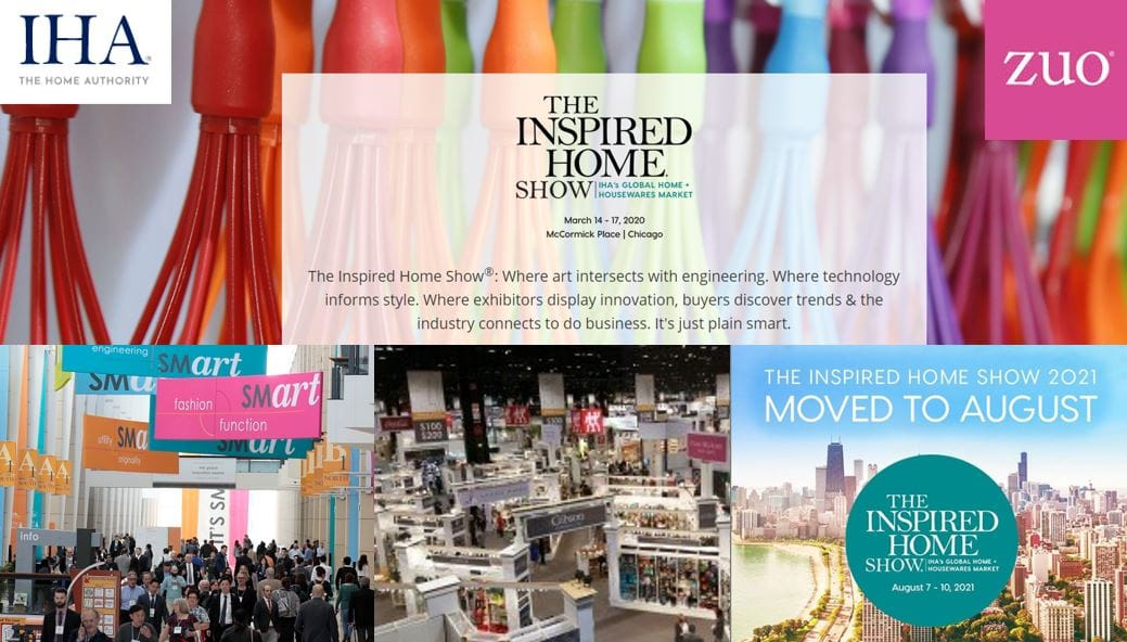 Chicago Housewares Show pushed to August 2021 with a Virtual Showroom Alternative