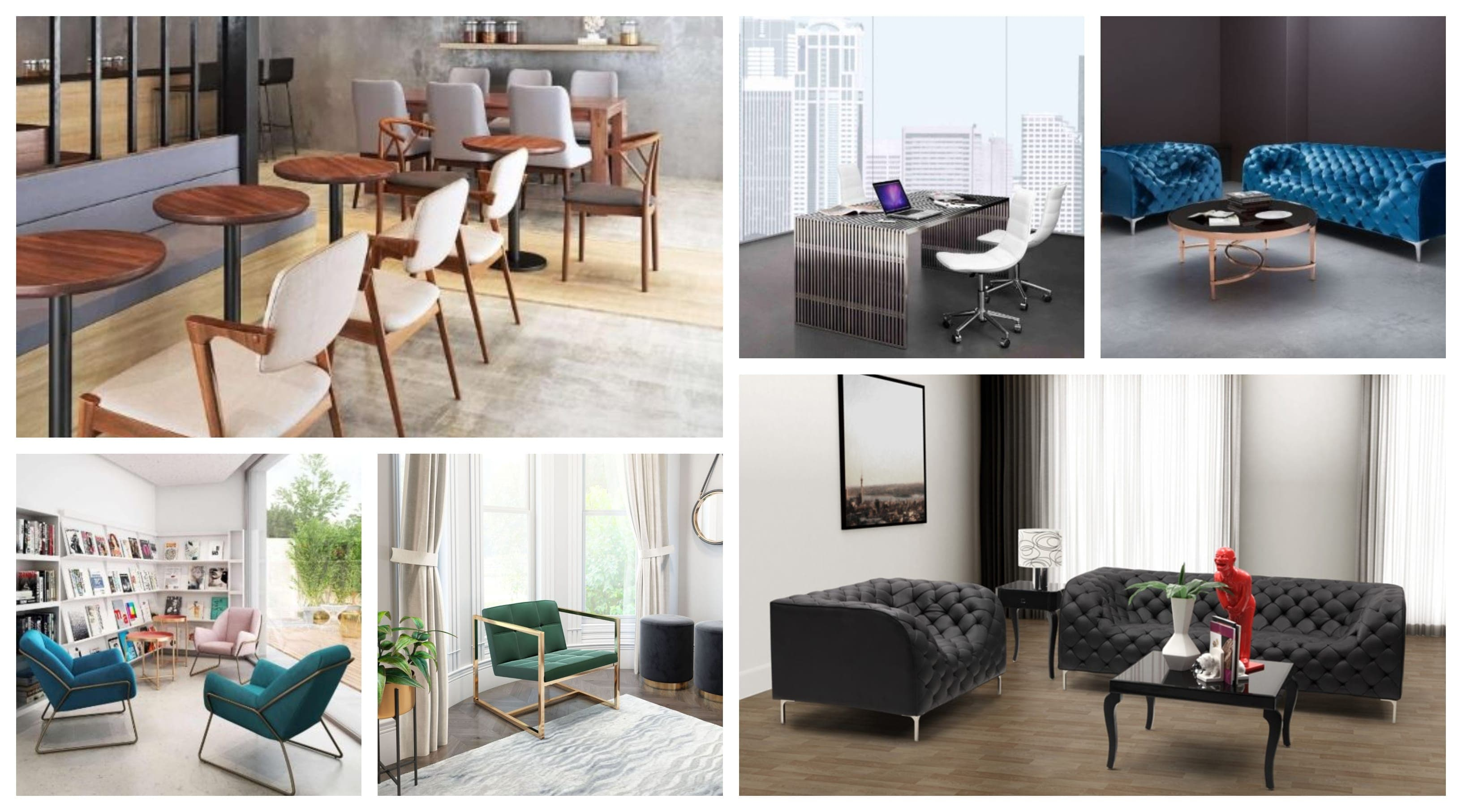 MAKE YOUR OFFICE MORE MODERN, FUN andand TRENDY