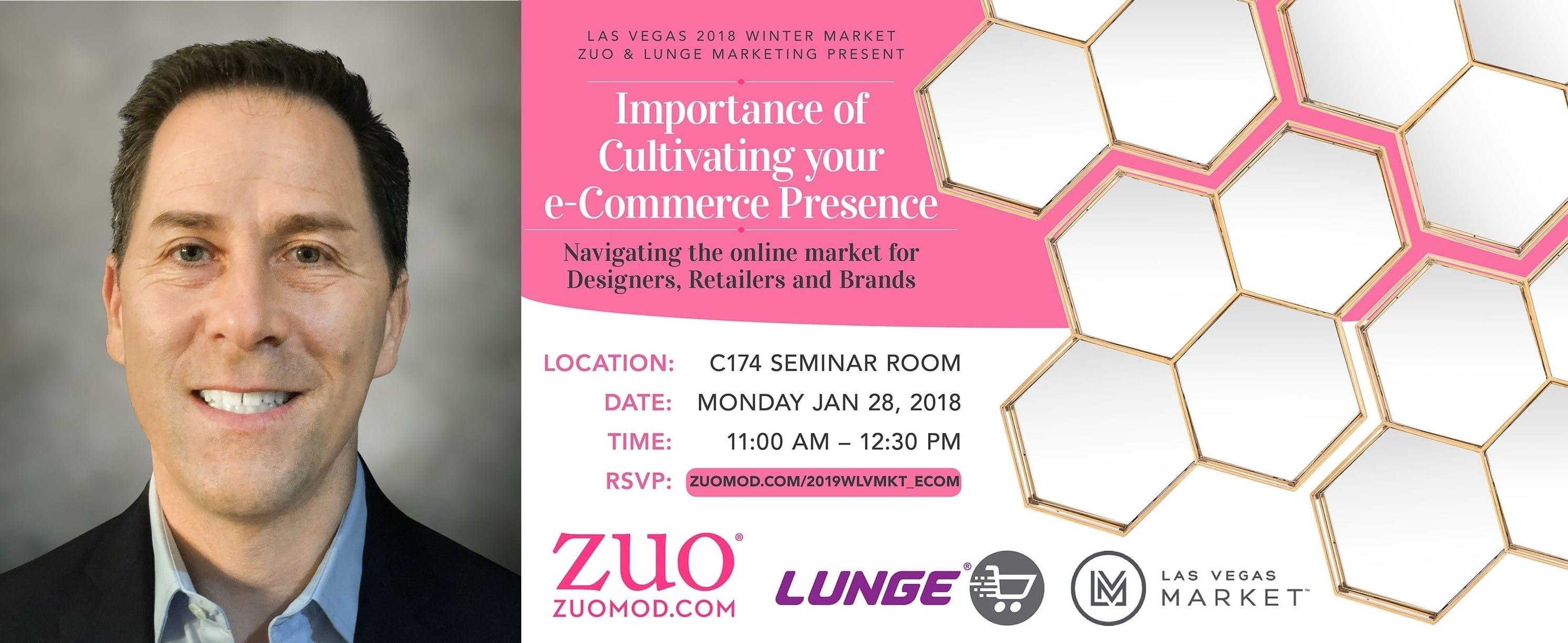 ZUO Announces Kevin Baum as their new EVP, e-Commerce