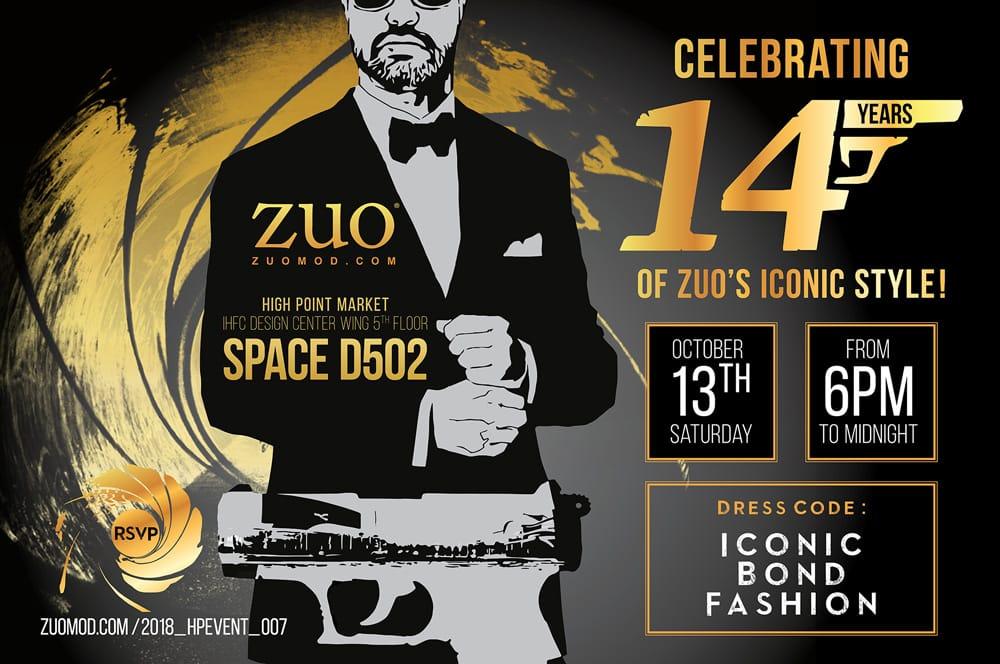 Celebrating 14 years of ZUO's Iconic Style