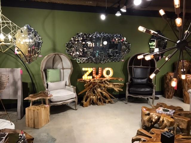 ZUO New Dallas Showroom press release