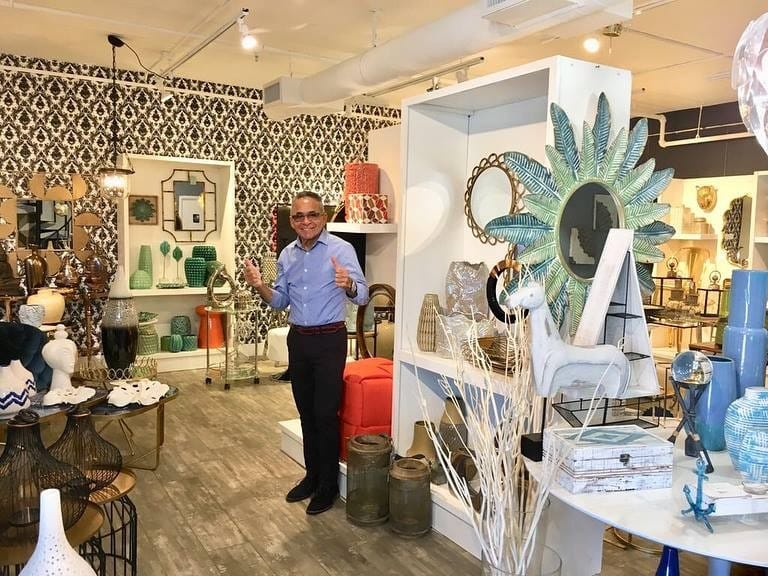 ZUO remodels it's Miami showroom and introduces 3000 ZUO Décor home accessories to Florida.