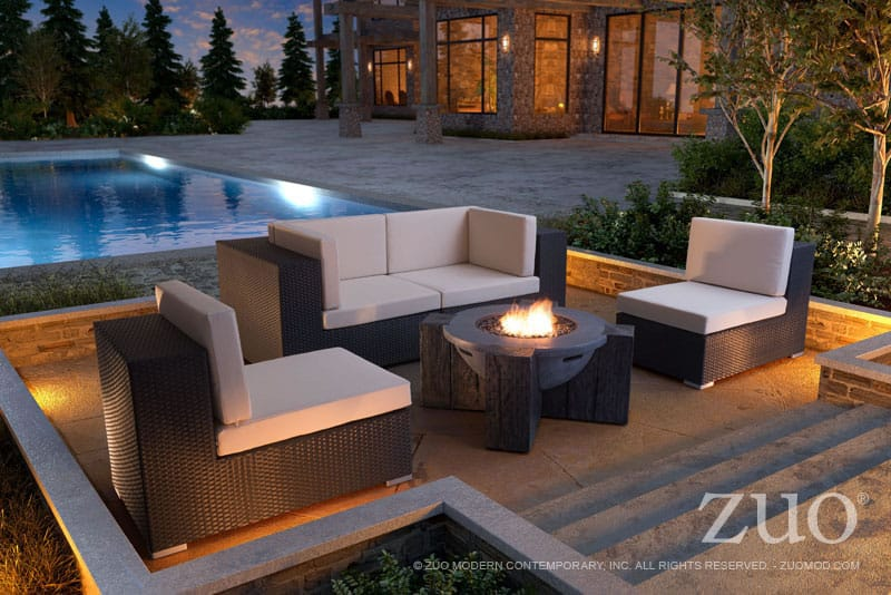 Vive Fire-pits Features andand Benefits