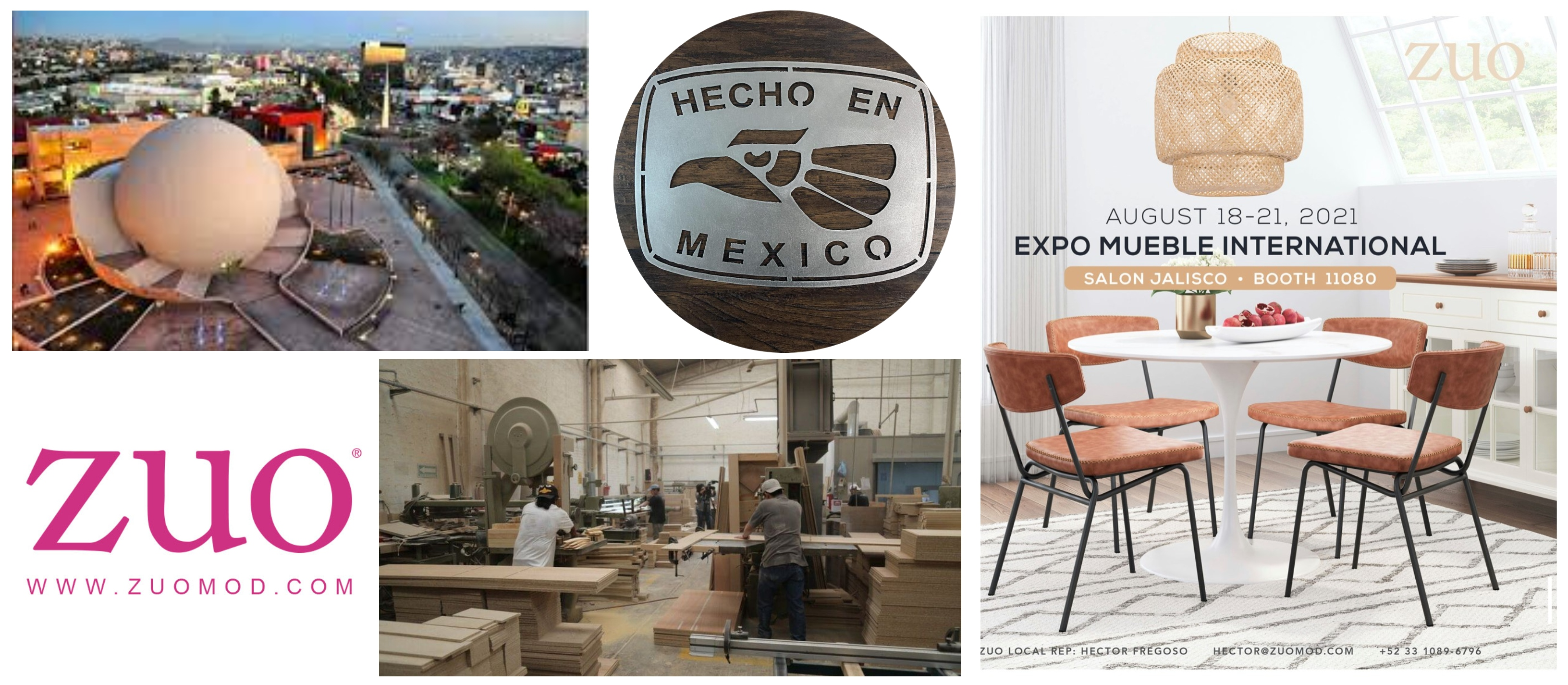 Furniture resources turn to Mexico as Asian supply chain woes mount