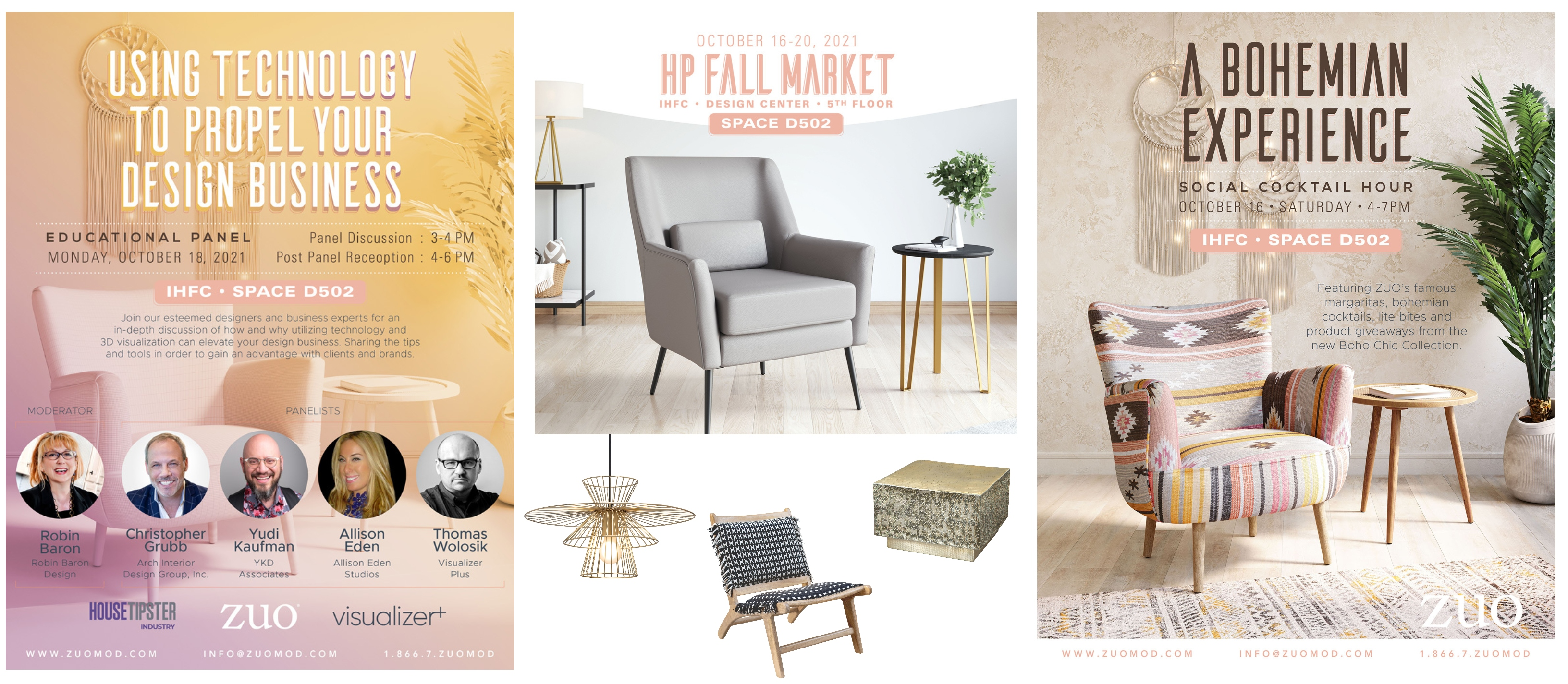 Positives outweigh negatives as furniture industry heads to High Point