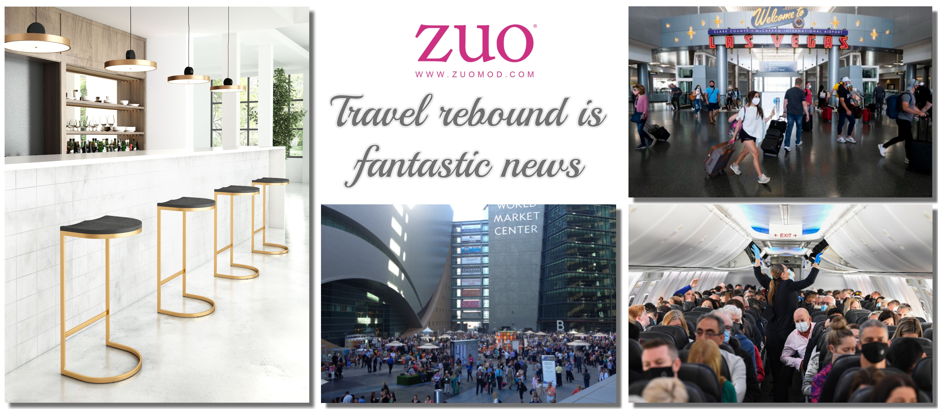 Travel rebound is fantastic news for ailing hospitality business